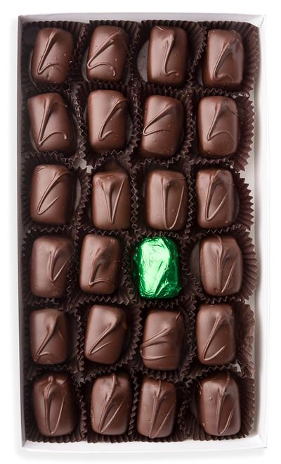 Midnight Mindy Mint Dark Truffle