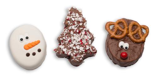 Jumbo Christmas Chocolate Combo