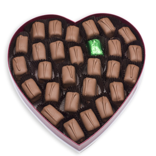Mindy Mint Truffle - milk chocolate