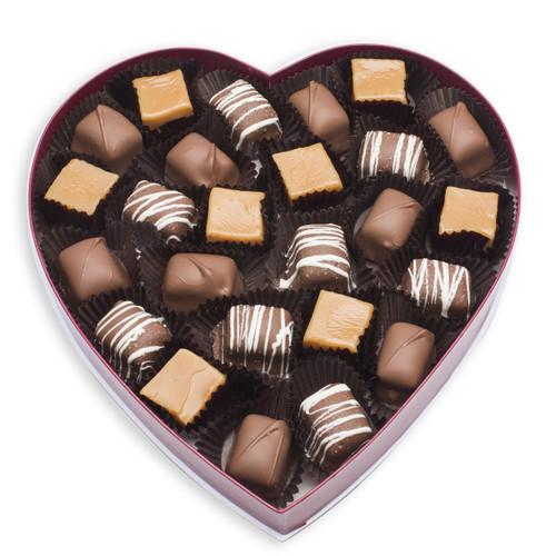 Caramelicious Assortment - milk chocolate