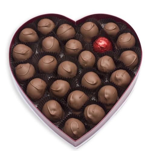 Cherry cordials - milk chocolate