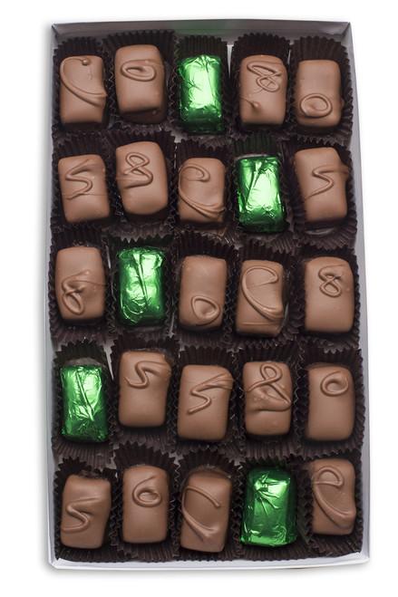 Chocolate Truffle Assortment in milk chocolate