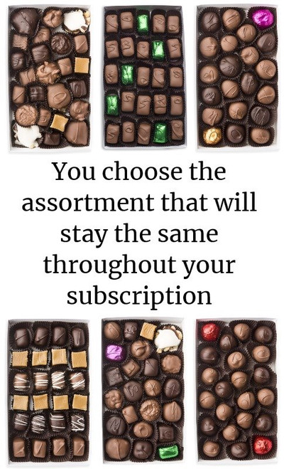 Subscription for Single Assortment - Assortment stays the same