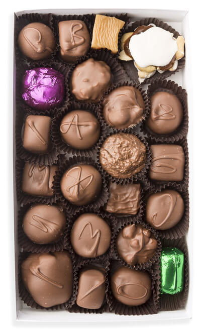 Milk Chocolate Famous Traditional Assortment