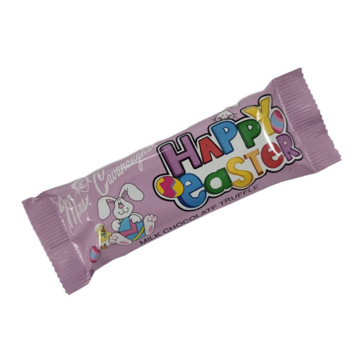 Easter Chocolate Truffle Chocolate Bar - 1.8 oz
