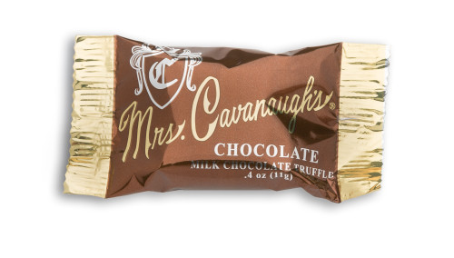 Mini Chocolate Truffle Bar - .4 oz (qty discounts available)