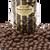 chocolate panned peanuts