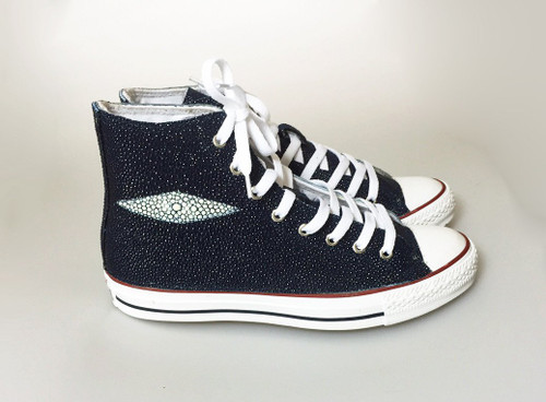 Custom Stingray High Top Chucks