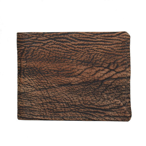 SHARK SKIN - CHOCOLATE - BI-FOLD