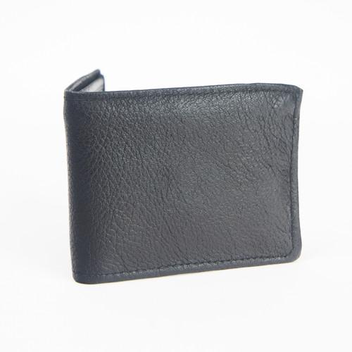 Black African Cape Buffalo Wallet