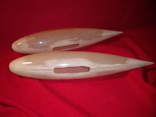 SRM-4   Scale R/C Models  fiberglass wing tip tanks