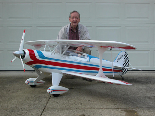 "Wendell Hostetler's 30% Skybolt D (Full Wood Kit) & Options ""NO PLANS"""