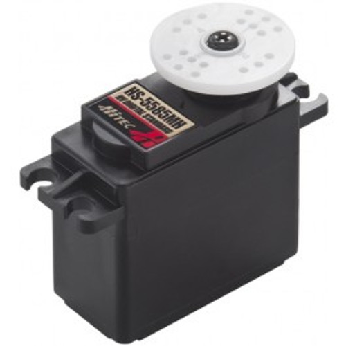 HS-5585MH Economical, High Voltage, High Torque, Coreless, Metal Gear Digital Sport Servo