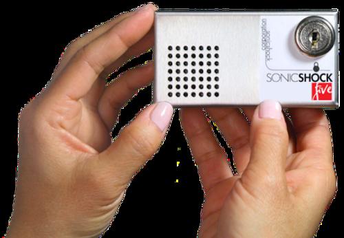 Sonic Shock Alarm