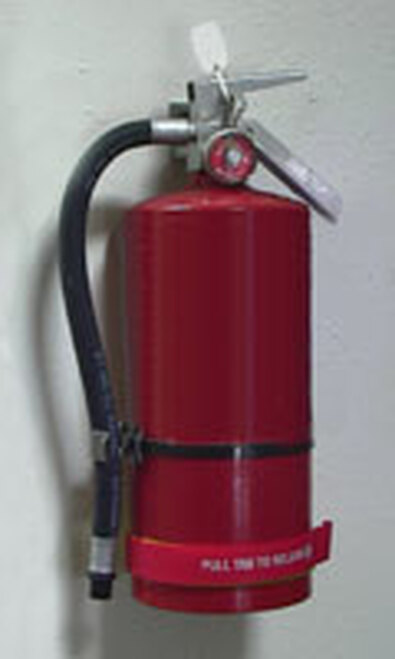 Fire Extinguisher Strap Kit