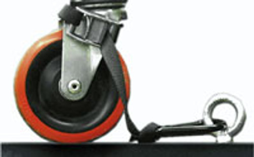 Wheel Tie Strap System