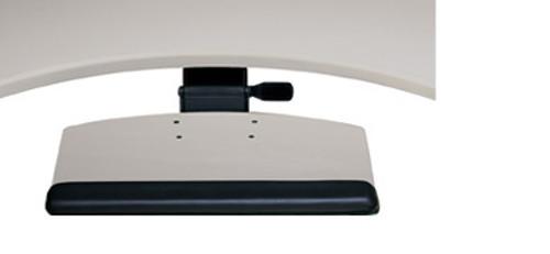Humanscale 5G-800-91H-G Clip Mouse Radiused Keyboard platform