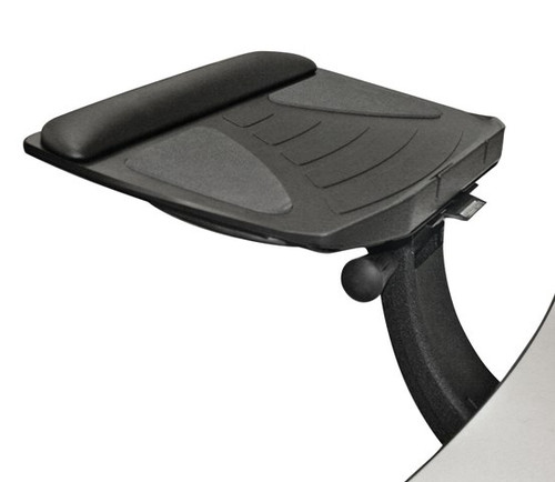 Workrite Pinnacle Above the Desk Keyboard Tray