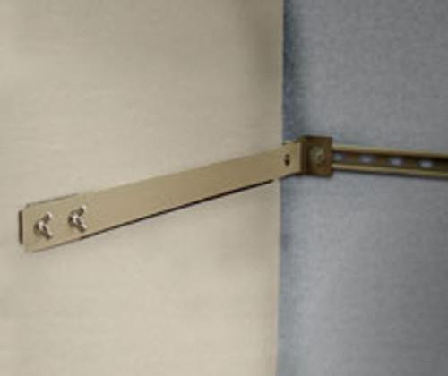 TSA-2224P shown with Optional Unistrut mount on wall.