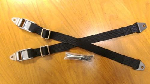 Adjustable Detachable Furniture Strap Kit