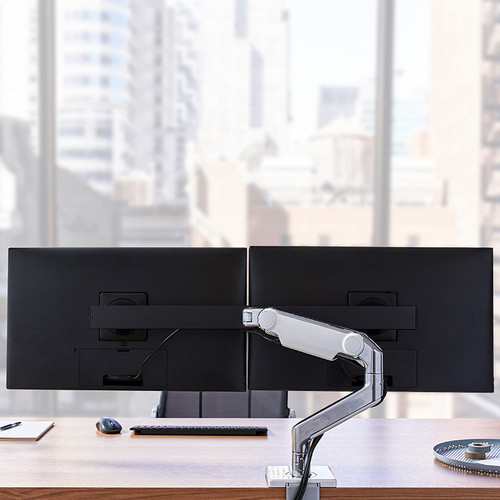 Dual Monitor Arm by Humanscale-M8.1