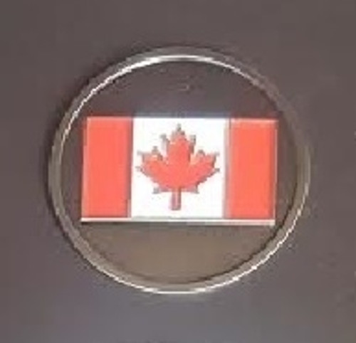 Canadian Flag Ball Marker