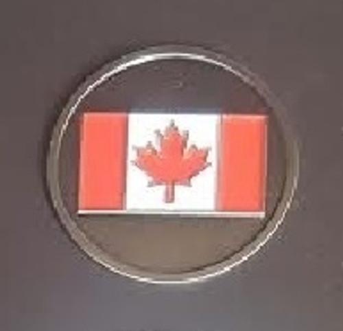Canadian Flag Ball Marker