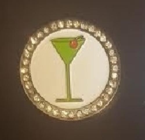 Martini Ball Marker