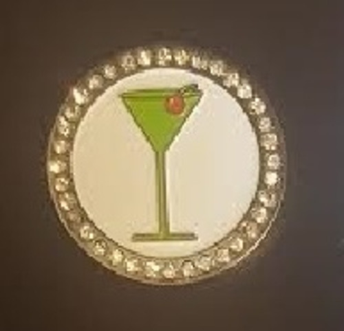 Martini Ball Marker