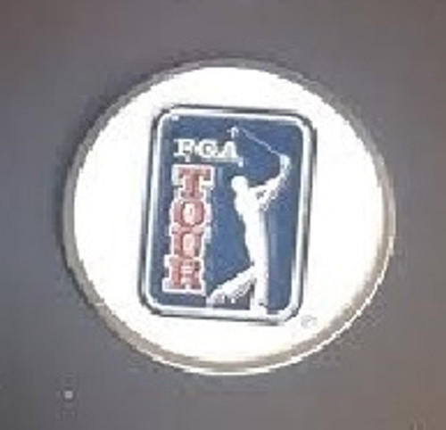 PGA Tour Ball Marker