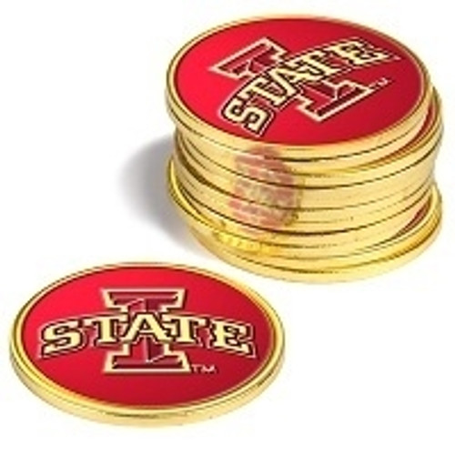 Collegiate Ball Markers 2-Pack