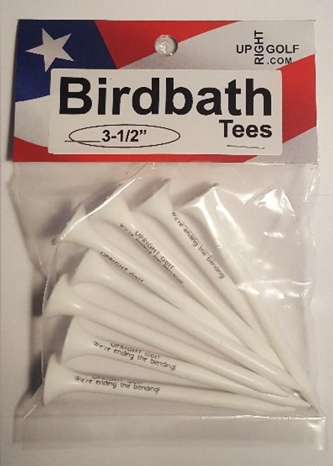 Birdbath Tees 8-pk - (10) Retail-Ready Packages