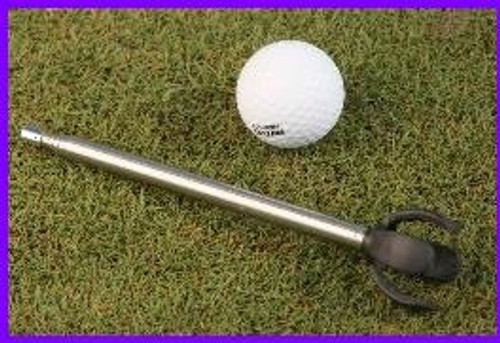 Telescopic Ball Pick Up - Pick up your golf ball without bending over!