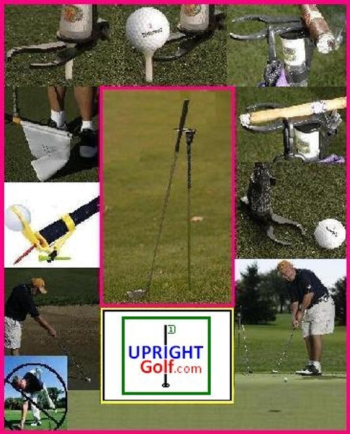 Upright Golf Combo - We're ending ALL of the bending!