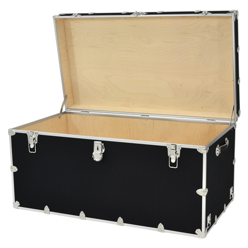 "Jumbo Sticker Trunk - 40"" x 22"" x 20"" - Open View"