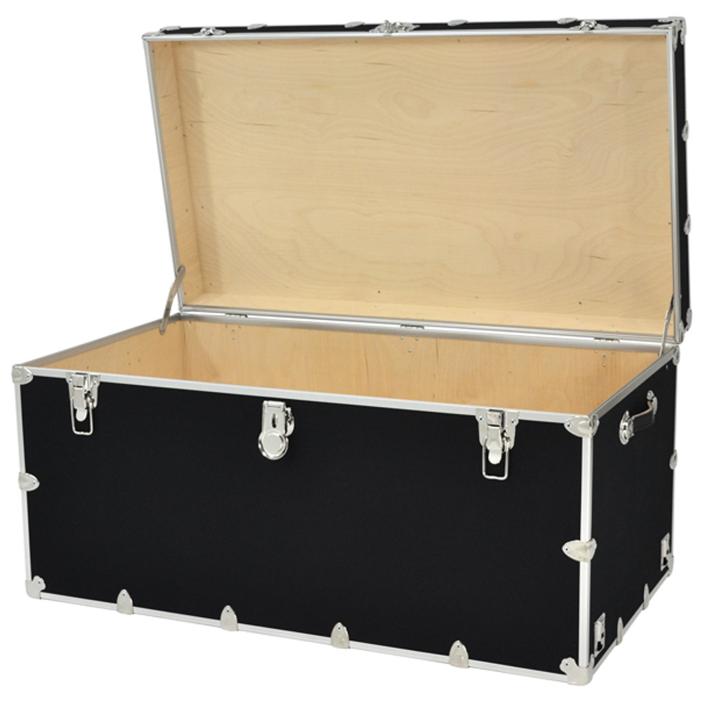 "Rhino Super Jumbo Armor Trunk - 44"" x 24"" x 22"" - Open View"