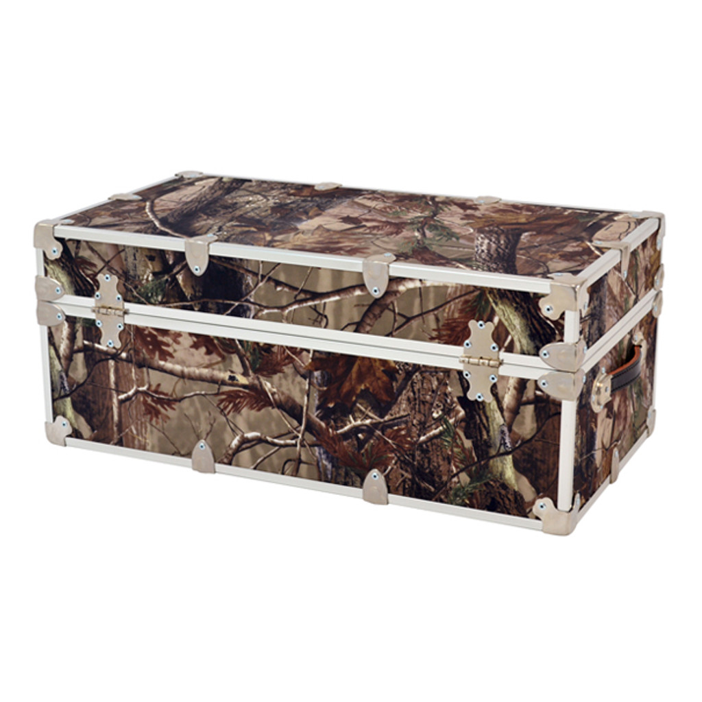 "Rhino Small Realtree® Armor Trunk - 30"" x 16"" x 12.5"""