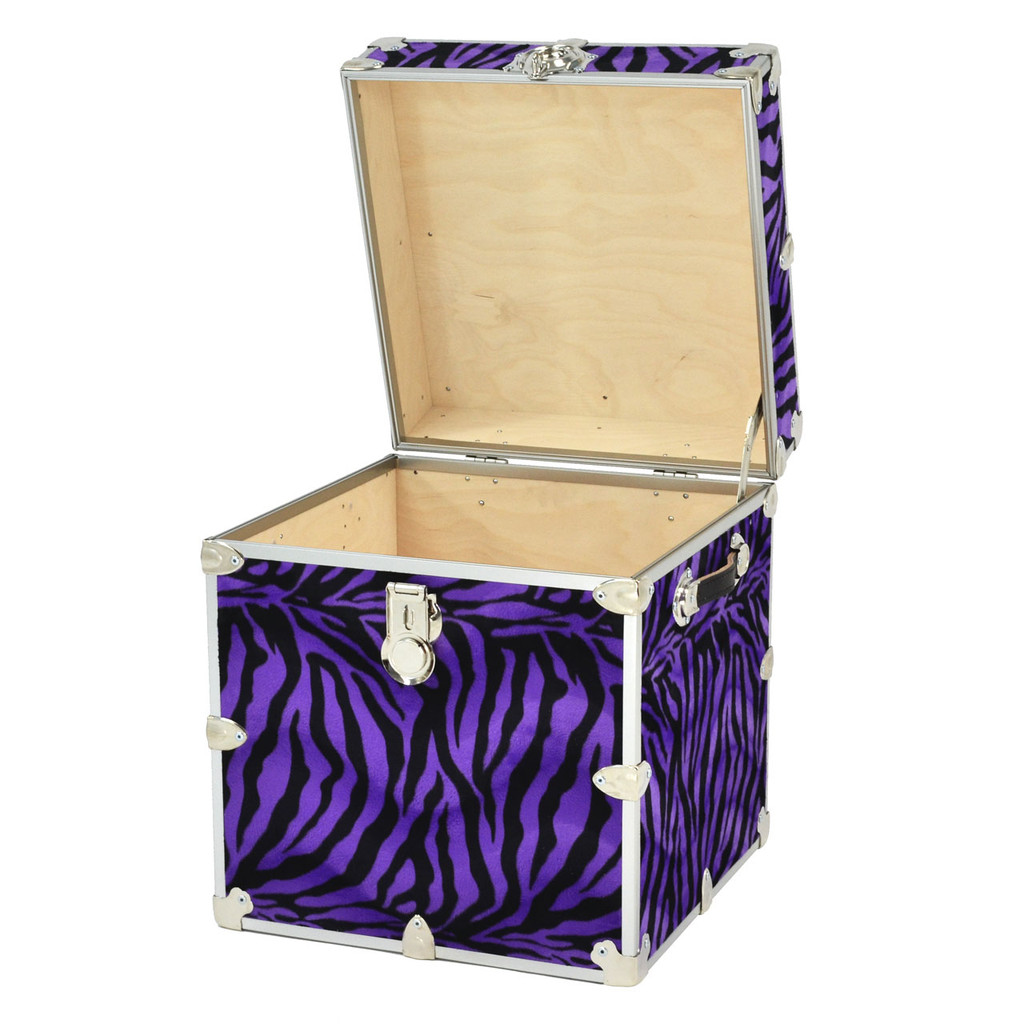 "Rhino Zebra Cube - 18"" x 18"" x 20"" - Open"