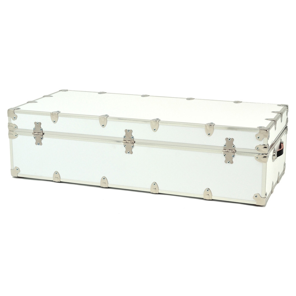 Rhino Trundle Underbed Storage Trunk - Back.