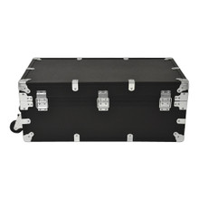 "XL Indestructo Travel Trunk - 35"" x 19"" x 16"" - Back View"