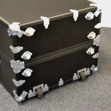 Hanger Wardrobe Trunk - Bottom