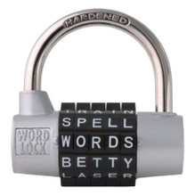 WordLock Trunk Combination Lock