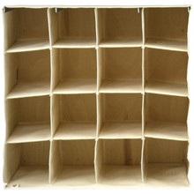 Rhino Urban Wardrobe shoe shelf insert inside view