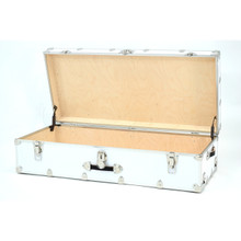 Rhino Trundle Underbed Storage Trunk - Open