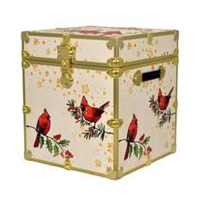 Rhino Holiday Cube Cardinals