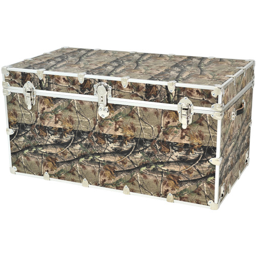 "Rhino Colossus Realtree® Armor Trunk - 48"" x 26"" x 24"""
