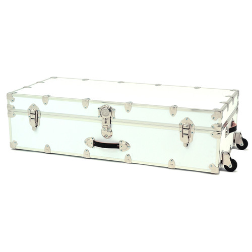 Rhino Trundle Underbed Storage Trunk With Wheels