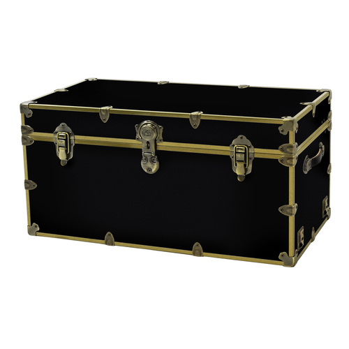 "Rhino XXL Sticker Trunk with Brass Hardware - 36"" x 18"" x 18"""