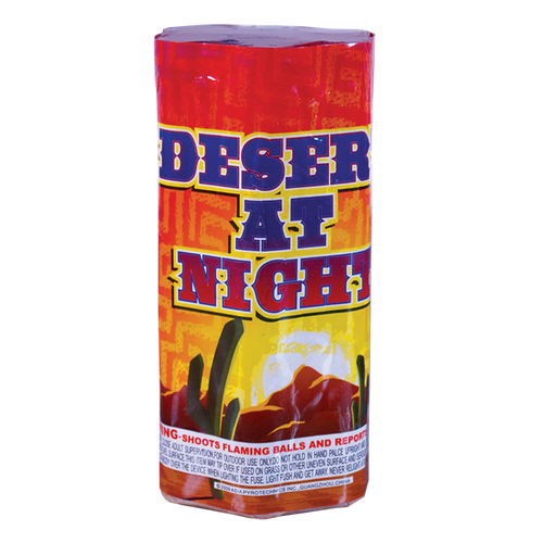 DESERT AT NIGHT 7  SHOT