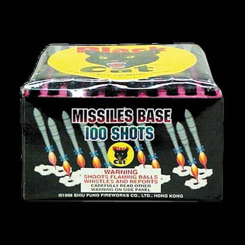 MISSILE BASE 100'S